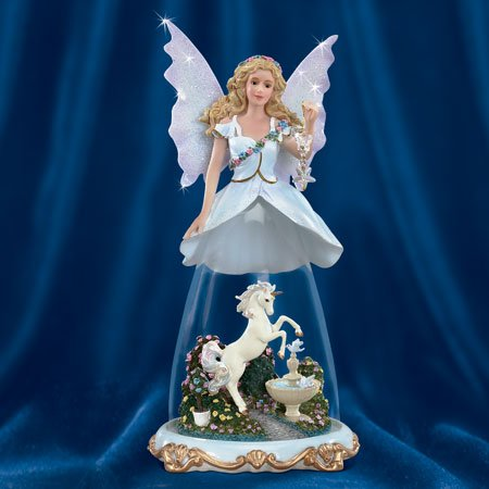 Garden of Dreams Fairy Figurine - Enchanted Gardens