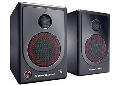 Cerwin Vega Powered Desktop Speakers