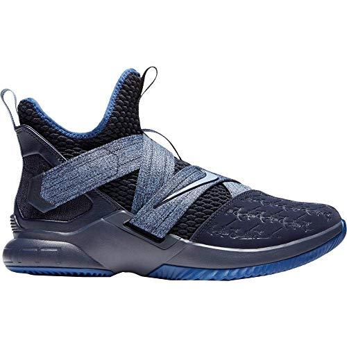 シリアルブロッサム昇る(ナイキ) Nike メンズ バスケットボール シューズ?靴 Nike Zoom LeBron Soldier XII Basketball Shoes [並行輸入品]