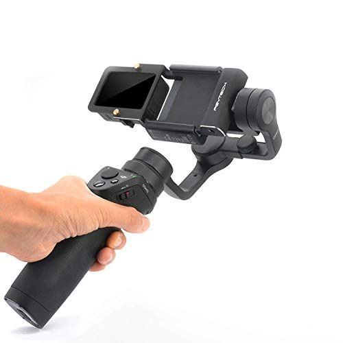 - PGYTECH Action Camera Mount Plate Adapter Plate Compatible with GoPro HERO5 4 3+ Camera Adapter Mobile Gimbal Osmo Mobile Holder for DJI Gimbals - Compatible Accessories