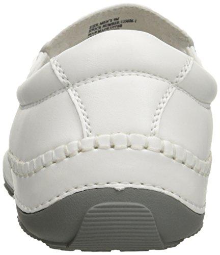 GBX Mens Summah Slip-On Loafer White U1hPQtN