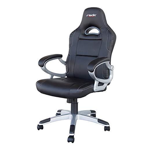 SIMONI RACING SRS/CN Office Seat-Black Synthetic
