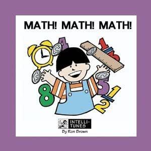 Math! Math! Math! : Ron Brown: Amazon.es: Música