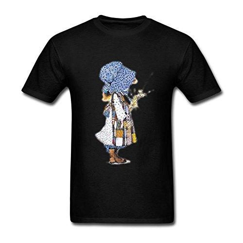 kingdiny-mens-holly-hobbie-art-t-shirt