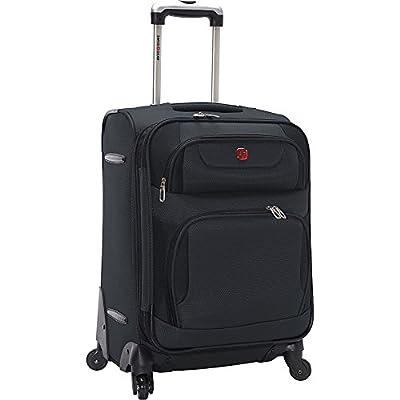 "SwissGear Travel Gear 20"" Expandable Spinner"