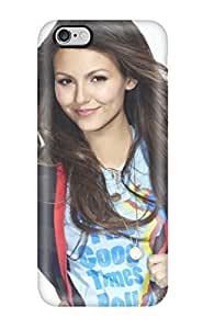 Hard Plastic Iphone 6 Plus Case Back Cover,hot Victoria Justice Case At Perfect Diy