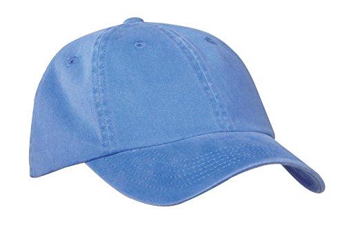 Port Authority LPWU Ladies Garment Washed Cap - Faded Blue - OSFA