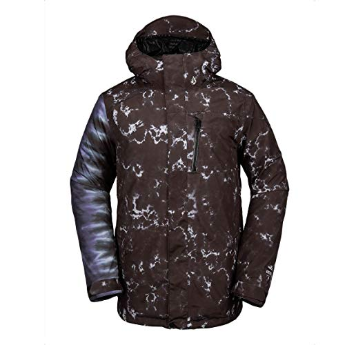 Volcom Men's L Gore-tex 2 Layer Laminate Snow Jacket