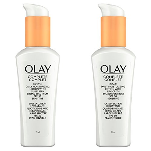 Olay Complete Moisturizer Sunscreen Sensitive product image