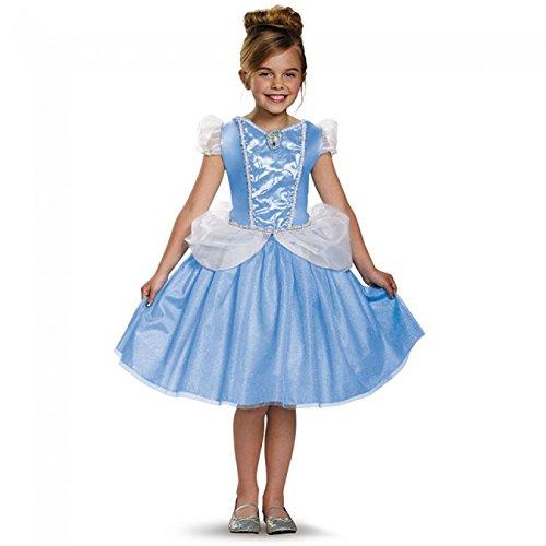 Disguise Cinderella Classic Princess Costume