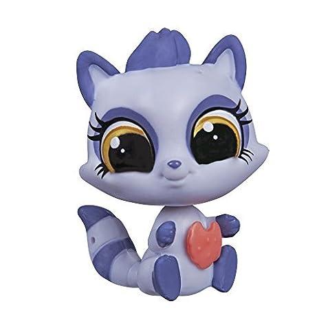 Littlest Pet Shop Get The Pets Single Pack Mackie McMask Doll by Littlest Pet Shop - Littlest Angel Doll