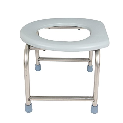 Household toilet seat stainless steel reinforced pregnant women the toilet chairs