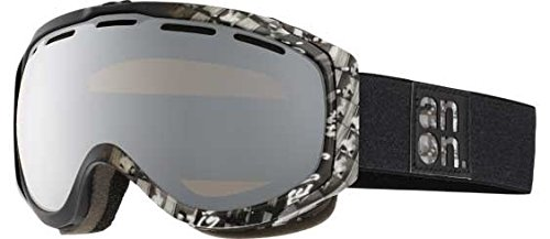 Anon Hawkeye Goggles Stagg/Silver Solex Lens Mens