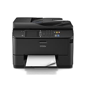 Epson WorkForce Pro WF-4630DWF 4800 x 1200DPI Inyección de tinta A4 34ppm Wifi Negro multifuncional - Impresora multifunción (Inyección de tinta, Colour printing, Colour copying, Colour scanning, 30000 páginas por mes, Imprimir)