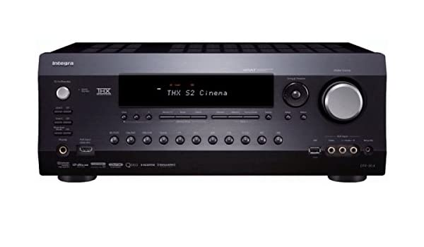 New Drivers: Integra DTR-30.4 Network A/V Receiver