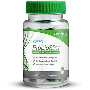 Amazon.com: ProbioSlim Probiotics + Weight Loss Supplement