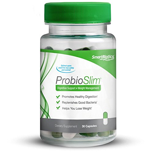SmartBiotics Probiomune Dual-Layer Probiotic Supplement for Digestive Support + Immune Health