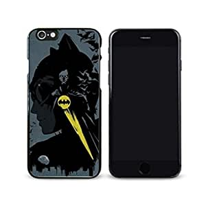 SuperHero Batman image Custom iPhone 6 Plus 5.5 Inch Individualized Hard Case