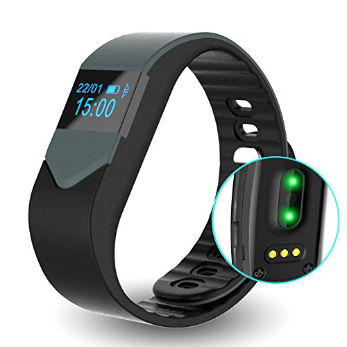 EIISON Fitness Tracker with Heart Rate monitor E3S
