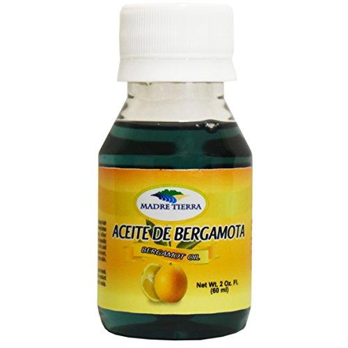 Madre Tierra Aceite de Bergamota/ Bergamot Oil 2 Oz