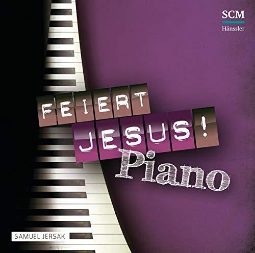 Feiert Jesus  Piano