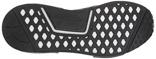 adidas Originals Men's NMD_R1 Running Shoe, Night Cargo/Black, 4 M US by adidas Originals (Image #3)