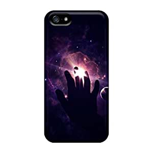 Durable Defender Cases For Iphone 5/5s Covers(reach The Space)