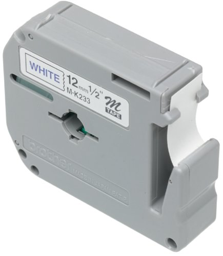 Brother Cartridge 0 5IN Non laminated MK233