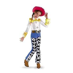 Disfraz de Jessie Toy Story para niña - 3-4 años
