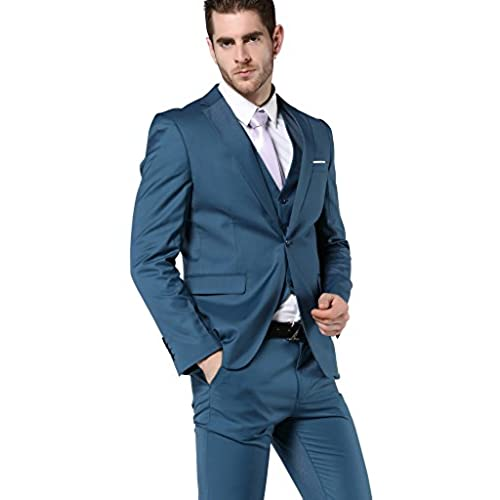 Dark Blue Suits: Amazon.com