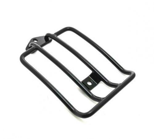 Gepäckträger schwarz black für Harley Sportster XL Nightster Luggage Rack