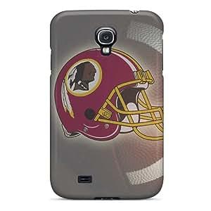Tough Galaxy EdX987vwQZ Case Cover/ Case For Galaxy S4(washington Redskins)