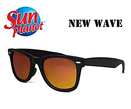 Gafas de sol Sun Planet New Wave: Amazon.es: Ropa y accesorios