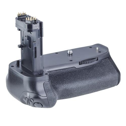 Flashpoint Vertical Battery Grip Replacement for BG-E16 Works with LP-E6 LP-E6N Battery or 6 Pieces AA Batteries for Canon EOS 7D Mark II Digital SLR (Flashpoint Battery Professional Grip)
