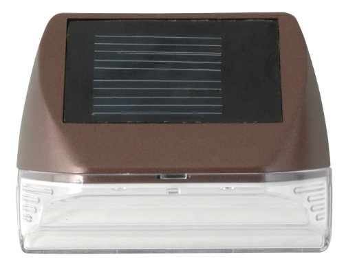 Moonrays Solar Deck Lighting