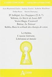 Khâgnes Litterature : Le théâtre, l'oeuvre littéraire, Littérature et morale