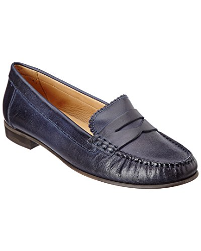Jack Rogers Mujeres Quinn Midnight Loafer 7.5 M