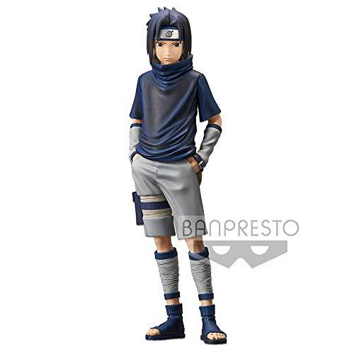Naruto-Shippuden-Estatua-Grandista-Shinobi-Relations-Uchiha-Sasuke