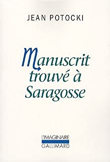 Manuscrit trouvé à Saragosse, Potocki, Jan