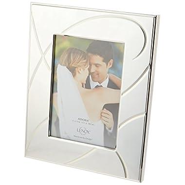 Lenox Bridal Adorn Frame, 5 by 7-Inch