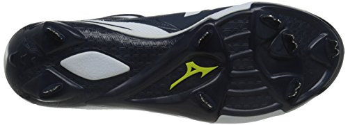 cost for sale discount many kinds of Mizuno Men's Heist IQ Baseball Shoe Navy/White outlet official site best store to get cheap price NlMvpULRGF