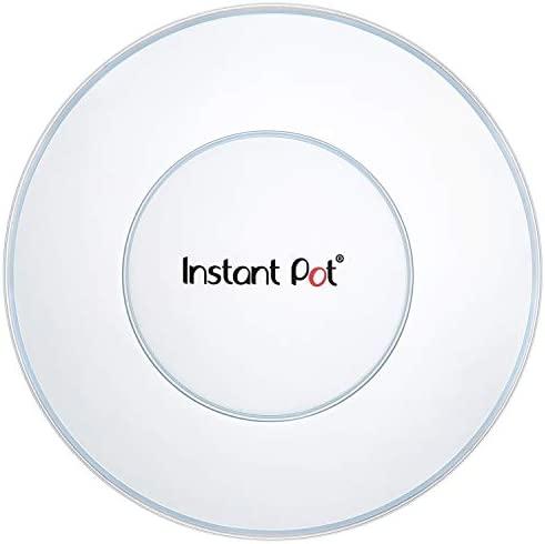 Instant Pot Silicone Lid, 8 quart, White