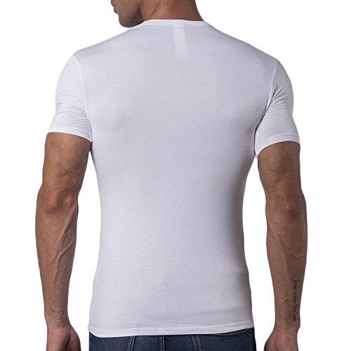 Y2Y2 Mens Sleeveless V-Neck T-Shirt