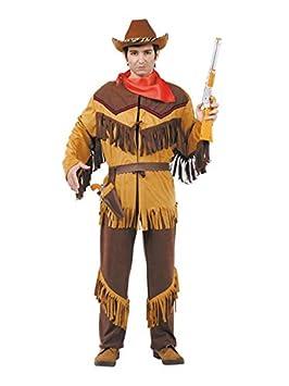 DISBACANAL Disfraces de Vaquero Hombre - Único, XL: Amazon.es ...