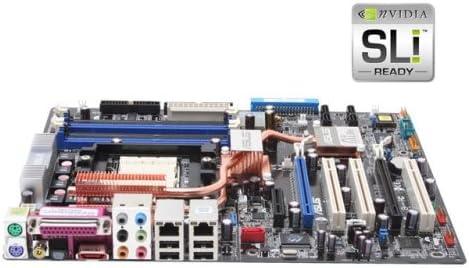 Asus A8N32-SLI Deluxe - Placa base (4 GB, DDR 400/333 / 266, 8 MB, AMD, Socket 939, AMD Athlon 64 FX/Athlon 64 X2 / Athlon 64 /Sempron): Amazon.es: Electrónica