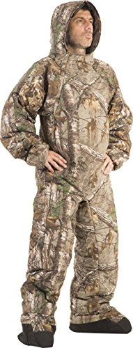 Selk'bag Adult Pursuit Wearable Sleeping Bag, Realtree Xtra, X-Large Wide ()