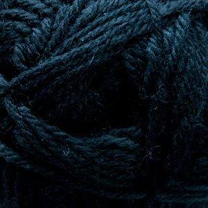 Aran Weight Yarn (Cascade Yarns Cherub Aran Black #40)