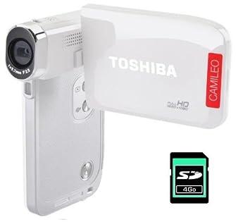 TOSHIBA Videocï¿œmara alta definiciï¿œn P20: Amazon.es ...