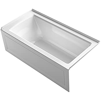 Kohler K 716 0 Villager Bathtub White Freestanding
