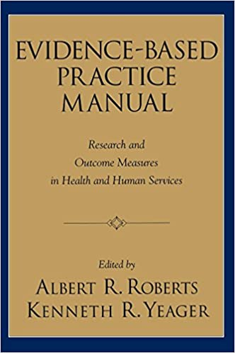 Evidence-Based Practice Manual: Research and Outcome